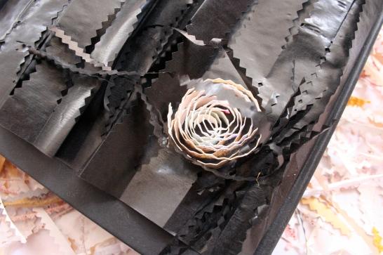 Jewellery box black
