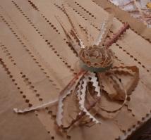 jewellery box brown
