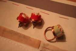 ring, ear ring
